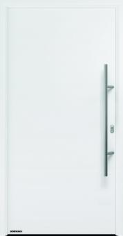 Stahl-/Alu-Haustür Thermo65 hohe Wärmedämmung u. 5-fach-Sicherheitsschloss Thermo652017-1