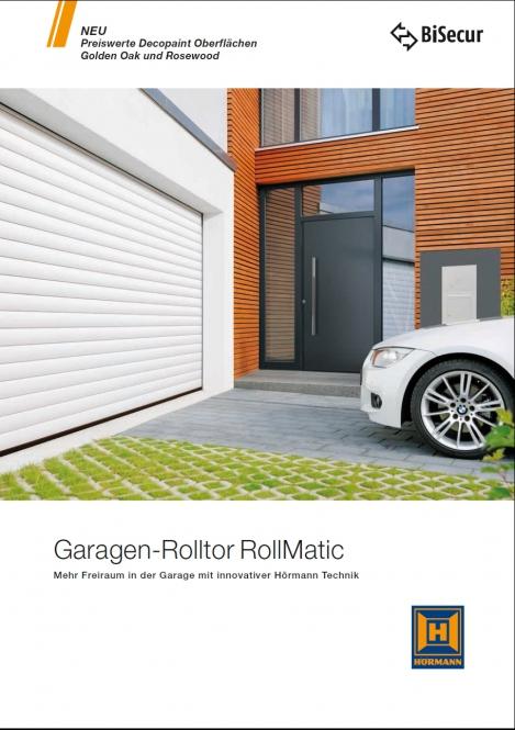 Garagen-Rolltor RollMatic